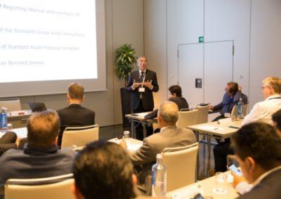 Frederic Borràs, presidente del comité de auditoría de IECnet, y miembro de Morera
