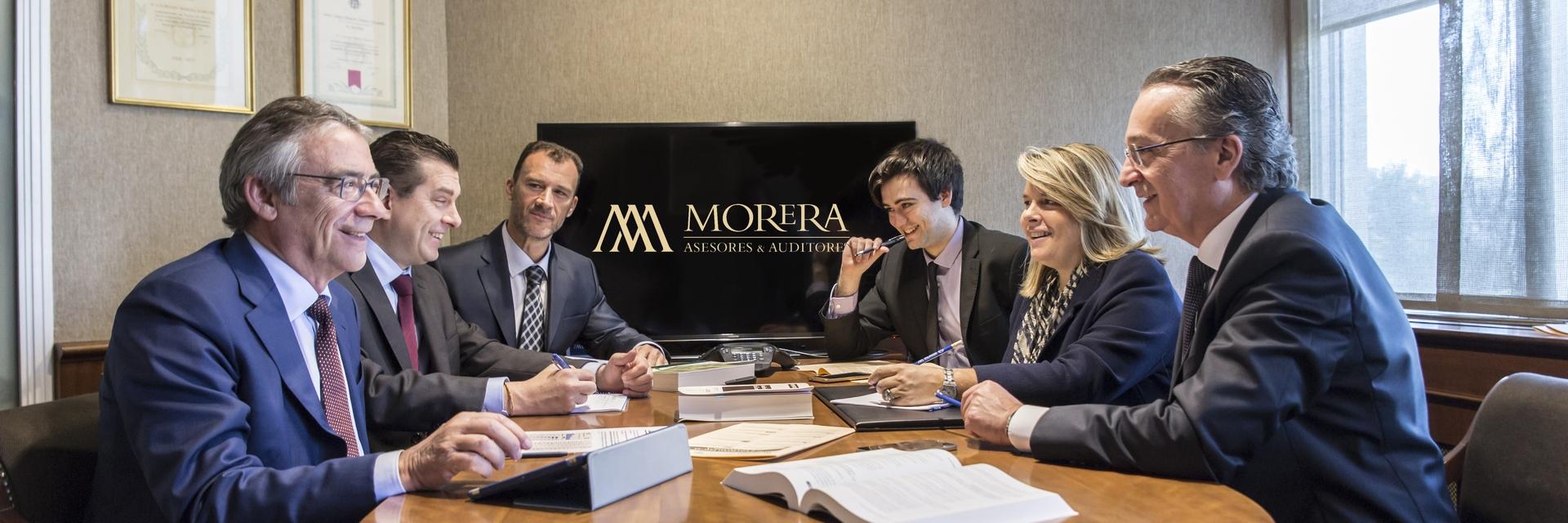 Departamento de Auditoría de Cuentas Morera