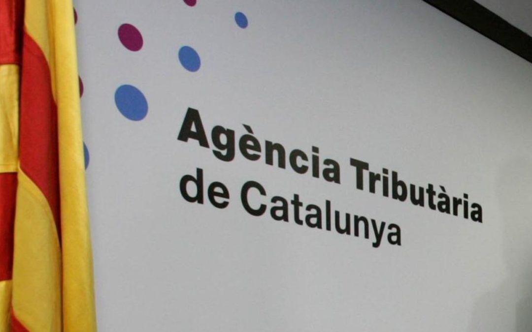 Agencia Tributaria Catalana. Nuevo calendario tributario